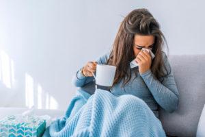 Przeziębienie – jak się objawia i jak je szybko wyleczyć?