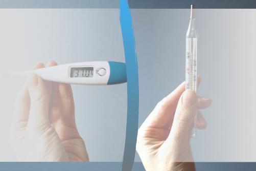 Termometr lekarski do domu – czym mierzyć temperaturę?
